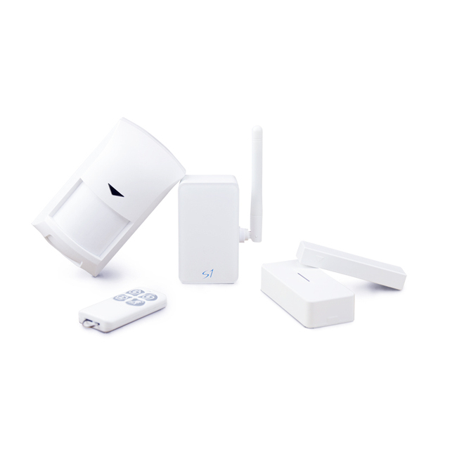 Broadlink S1 المضيف ، S1 ، مجموعة أدوات إنذار SmartOne ، مجموعة العناية المنزلية لنظام التشغيل الآلي للمنزل الذكي