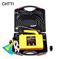 CHTTI nettoyeur à vapeur haute pression laveuse haute température vapeur Machine générateur Mobile Auto pompe stérilisation désinfecteur