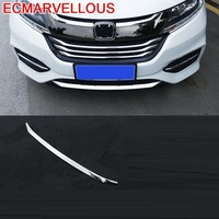 Auto Body Trunk Rear Panels Foot Pedal Automobile Chromium Decorative Car Styling Decoration Covers 18 FOR Honda Odyssey