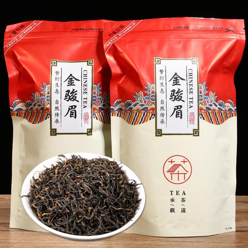 5A Kim Chun Mei 250g Oolong Tea High Quality Jinjunmei Black Tea To Loose Weight China Green Food