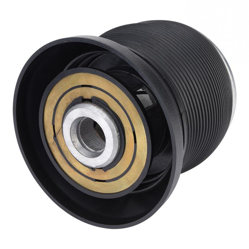 Wear Rust Car Hub For <font><b>Mercedes</b></font> Benz W123 <font><b>W124</b></font> W126 190E Steering <font><b>wheel</b></font> adapter Replacement Aluminum alloy Spare image