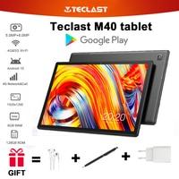 "Teclast M40 tablet 10.1"" UNISOC T618 Octa Core Android10 6GB RAM 128GB ROM Dual 4G Phone Call Bluetooth5.0 OTG Type-C tablets pc 1"