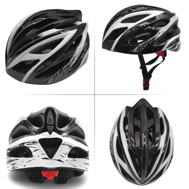 2020 novo capacete de ciclismo homem/mulher capacete da bicicleta de estrada de montanha capacete ao ar livre esportes boné casque peter 6