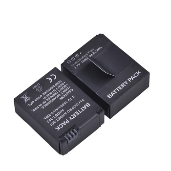 1600mAh 3.7V AHDBT-301 Battery for GoPro Hero3 Hero3+ Go Pro hero 3 hero 3+ Battery Black Edition White Silver Edition HD Camera 2pcs go pro ahdbt 301 battery gopro hero 3 3 battery gopro 3 3 usb dual led smart charger for gopro camera accessories