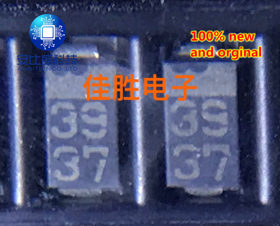 30pcs 100% New And Orginal RB081L-20 5A20 Ultra Low Dropout Schottky Diode DO214AC Silkscreen 39 In Stock