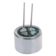 10 PCS 9.7mm x 7mm 2 Pin MIC Capsule Electret Condenser Miniphone(China)