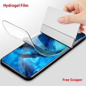 Перейти на Алиэкспресс и купить Полное покрытие Гидрогелевая пленка для ZTE Blade 10 Prime A7 A 7 A7S A 7S 2020 20 защита экрана смартфона защитная пленка не стекло