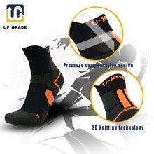 УГ мужские женские зимние теплые термальные Лыжные носки толстые хлопковые спортивные носки для сноуборда, велоспорта, катания на лыжах, футбола calcetines ciclismo