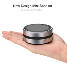HYH Super Bass X1 Portable Bluetooth Speaker Stereo Rotatable Control Volume Mini Wireless Outdoor Speakers Support TF AUX Play