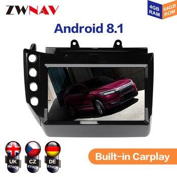 Carplay Android 9.0 4+64GB For Maserati GT/GC GranTurismo 2007 - 2017 Car Radio Multimedia Player Stereo GPS Navigation
