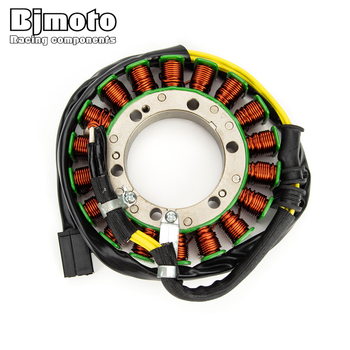 Motorcycle Stator Coil For Honda NTV650 Revere RC33 1988-1998 NT650 Hawk GT 1988-1991 NT400 Bros (NC25)  31120-MS9-004