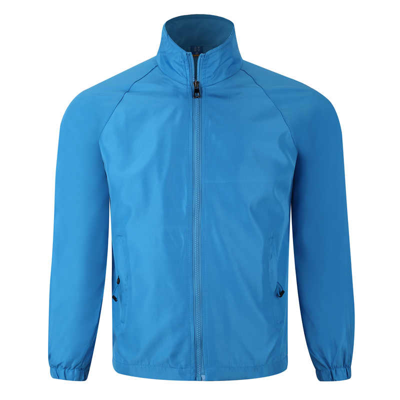 Men's Casual Jackets Windproof Coat Jacket Outdoor Cycling Jaqueta Jacket Multicolors  Zip Up Track Casual Jackets
