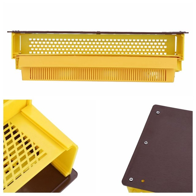Multifunctional Pollen Collector Removable - Ventilated Pollen Tray  6