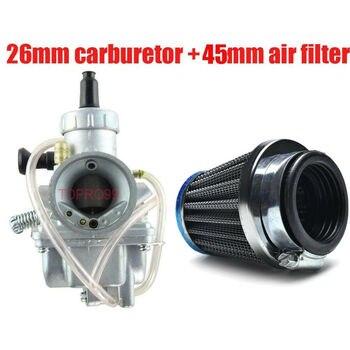 Molkt 26mm carburador + 45mm filtro de aire IMR SSR 125 de 140 de 150 cc CRF50 pozo de la bici de la suciedad