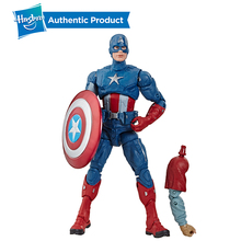 Hasbro Marvel Legends Series Avengers Endgame 6-inch Collectible Action Figure Captain America Avengers Collection marvel legends series the defenders figure loose pack collection toys