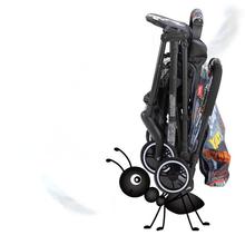 6.5Kg High Landscape Baby Stroller 3 in 1 Lightweight Shock Absorption Hot Mom Pink Stroller Portable Luxury Travel Stroller