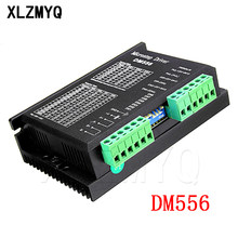 DM556 cyfrowy sterownik silnika krokowego 2 fazy 5.6A dla 57 86 silnik krokowy NEMA23 NEMA34 sterownik silnika krokowego DM 556