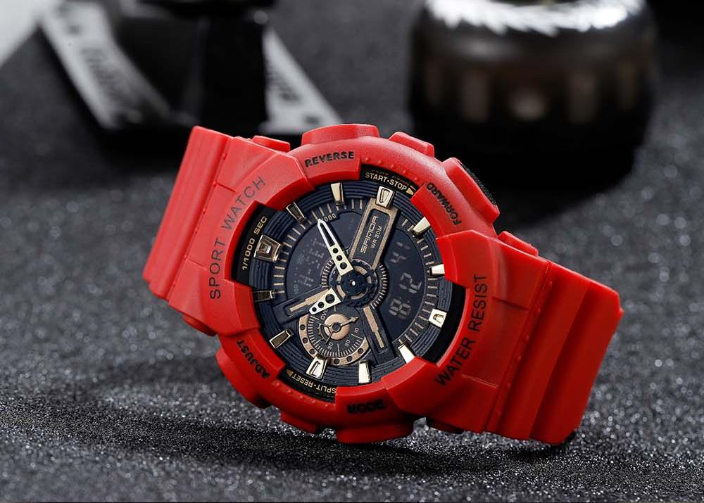H61f1af570cbb40f1af80e5a16bb11848s 2020 SANDA Military Men's Watch Brand Luxury Waterproof Sport Wristwatch Fashion Quartz Clock Couple Watch relogio masculino
