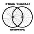 Novatec hub carbon wheels 700c 24 mm road bike wheelset clincher 3k matte bicycle wheels 23mm standard wheelset|Bicycle Wheel| |  -
