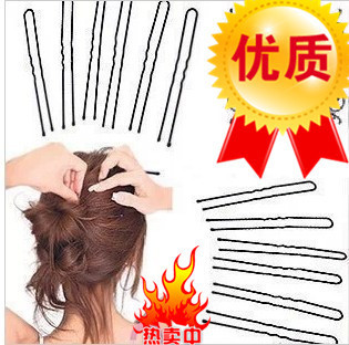 Hair-Tools Hairclip-Side-Comb Retaining-Clip U-Type-Needle Whole-Pack U-Shaped Wavy Up-Do