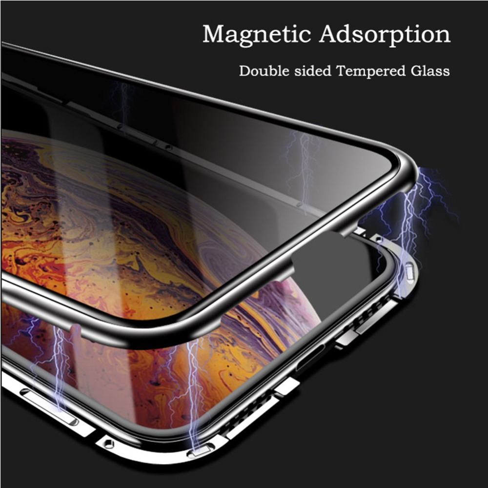 Privacy-Magnetic-Tempered-Glass-Phone-Case-for-iPhone-7-8-Plus-X-XS-MAX-XR-Anti (2)