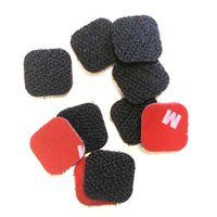 עבור הונדה crv crv 4pcs בד דלת להגנת שטיחוני נוגדי בעיטה דקורטיביים רפידות עבור הונדה CRV 2007-2010 (5)