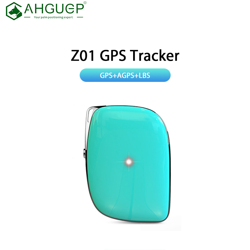 Mini GPS Tracker Children Kids Personal Real time tracking SOS Voice Monitor 2G GSM Free APP Blue Locator|GPS Trackers| |  - title=