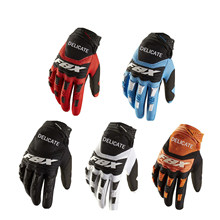 Top Brand Motocross Gloves Cycling MX Motorcycle Racing Motorbike Riding Bike Gloves ATV MTB BMX Off Road Outdoor Sports Gloves
