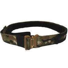 1.75 pouces ceinture tactique Combat libération rapide boucle MOLLE chasse militaire Airsoft Combat ceinture Durable