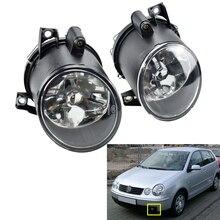 Halogen Auto Auto Front Nebel Lichter für Polo 9N MK4 2001/2002/2003/2004/2005 Lower Bumper Nebel Lampen Für Fuchs 5Z1 5Z3