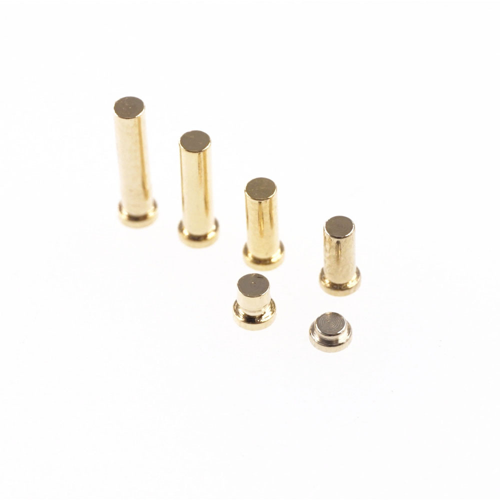 100pcs Pogo Pin Female Contact 3.7 4.5 5.5 6.0 7.0 Mm Height SMT Surface Mount PCB Female PCB Header Mate Spring Load Pogo Pin