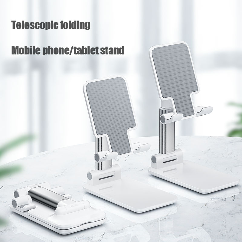 New Adjustable Desktop Tablet Holder Table Cell Foldable Extend Support Desk Mobile Phone Holder Stand For iphone ipad xiaomi