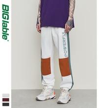 BIG LABLE 2019 Autumn Winter Hip Hop Streetwear Sw