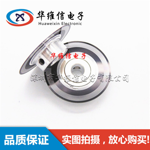 HEDS 9100 # A00   500ppr, 8mm hole, 25.4mm outer diam