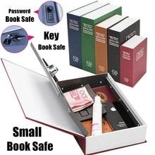 Safe-Box Secret-Book Cash-Money-Storage Piggy-Bank Password-Locker Stash Digital Security