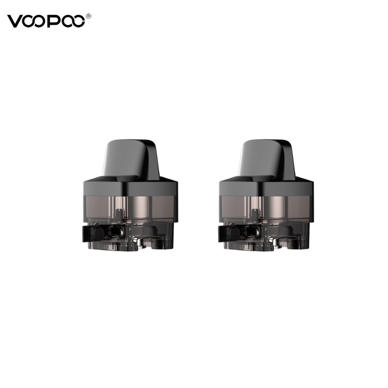 100% Original VooPoo Vinci Mod Pod Vinci Mod R Pod Replacement  Refillable Pod 5.5ml PCTG With 0.3/0.8ohm Mesh Coils