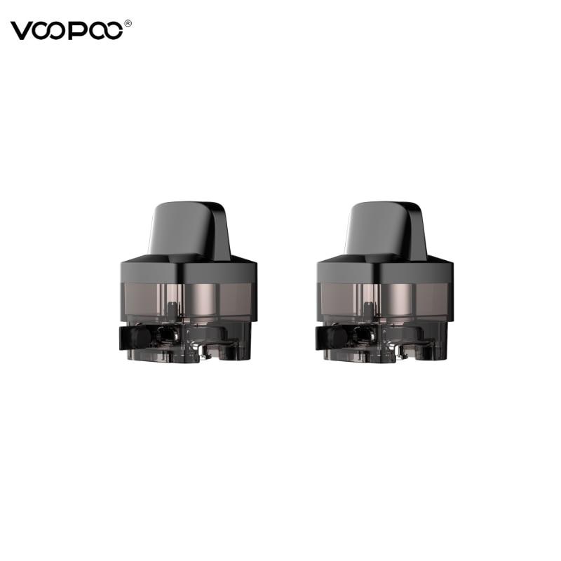100% Original VooPoo Vinci Mod Pod Vinci Mod R Pod Replacement  Refillable Pod 5.5ml PCTG With 0.3/0.8ohm Mesh Coils