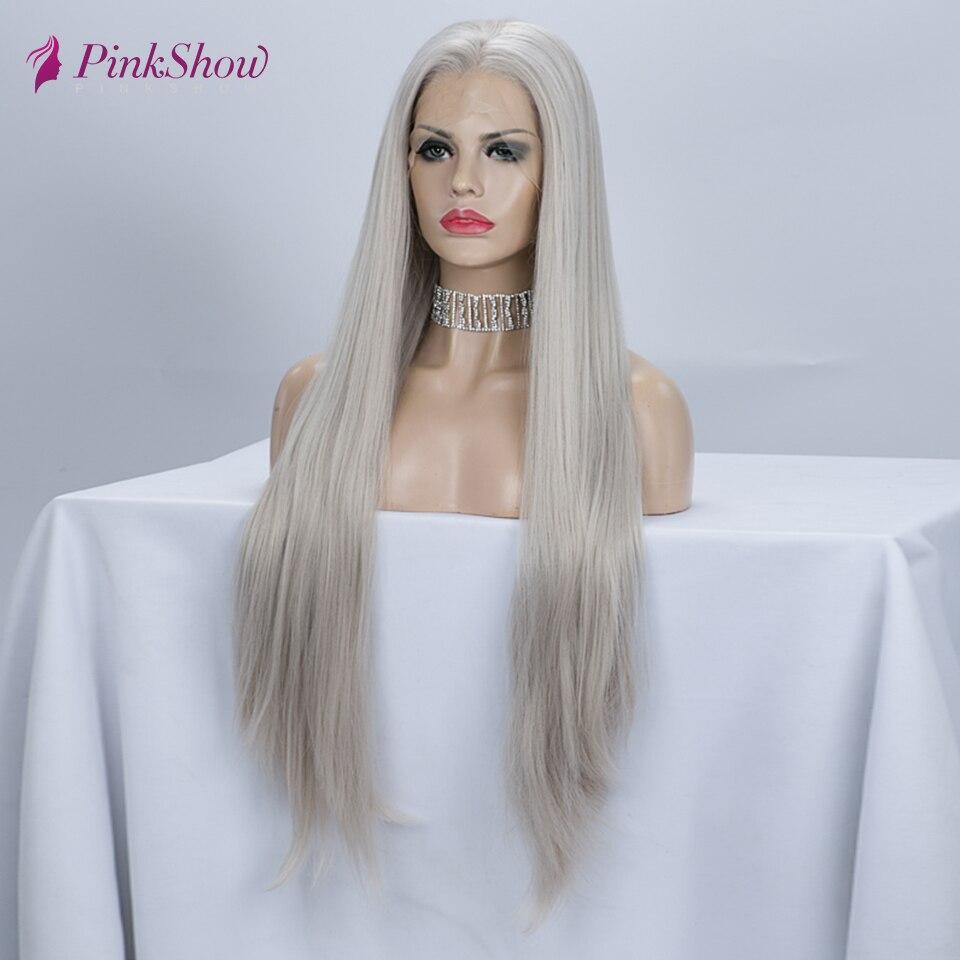 calor perucas de fibra para mulher