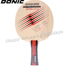 Rackets Donic Racquet Table-Tennis-Blade Carbo-Speed Ovtcharov 22931 33931 Sports Original