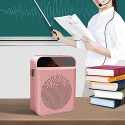 Portable Speaker Bluetooth Wireless Voice Amplifier Supports TF Card FM Radio
