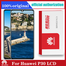 """Original 6.1"""" Display with frame Replacement for Huawei P30 LCD Touch Screen Digitizer Assembly ELE L29 ELE L09 ELE AL00 ELE L04"""