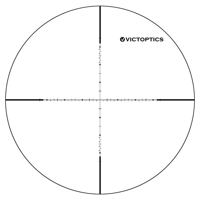 VictOptics AGN 6-24X50 MDL Optical Scope 30mm Tube 1/10 MIL For Hunting Sniper Airsoft Guns Fire Arms Riflescope AR15 .223 5.56 6