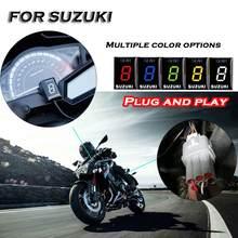 For SUZUKI Gsr 600 Bandit 650 1200 Gsxr Sv 400 Intruder 800 V-Strom Gear Display Indicator Motorcycle Speed Meter