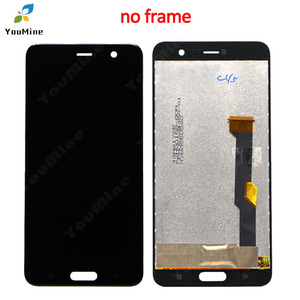 """Image 2 - 5.2"""" with Frame For HTC U Play LCD DIsplay + Touch Screen Digitizer Assembly For htc u play U 2u LCD free shipping"""