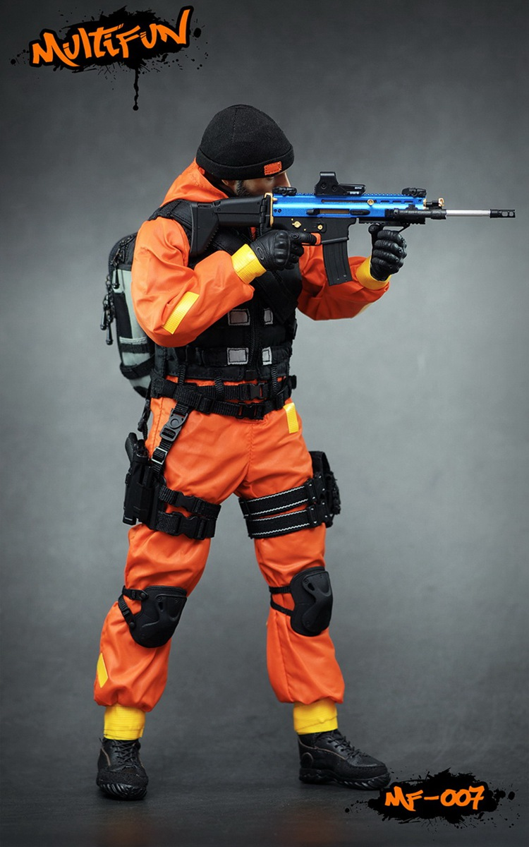 """1/6 MF007 Quarantine Zone Agent Clothes Set Models FOR 12"""" Action Figure Toys Gifts Accessories DIY"""