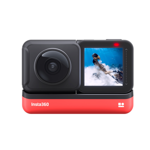 Image 3 - Insta360 ONE R 360 Action Camera,with Flowstate Stabilization,5.7K Video Real Time WiFi Transfer Action Camera Insta360 ONE X