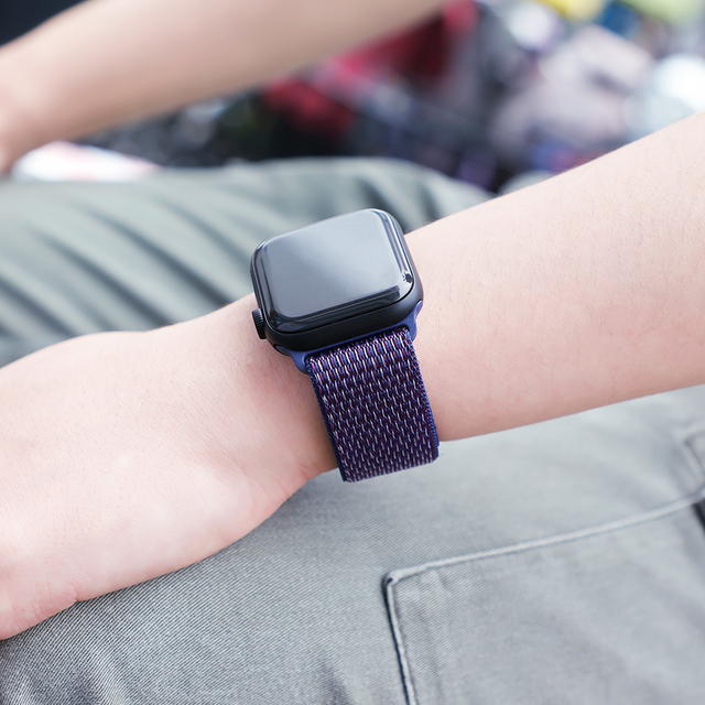 Nylon Band for Apple Watch 4