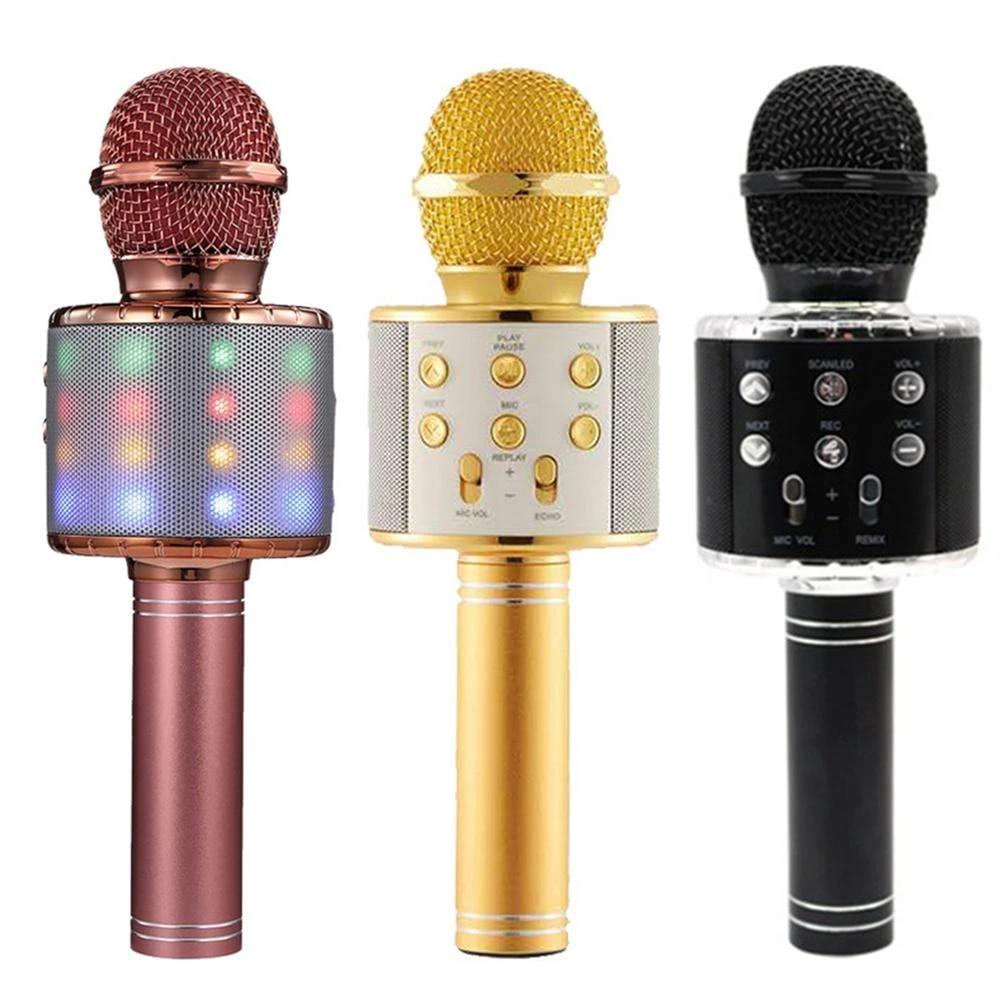 Kids Karaoke Microphone Toy Musical Instrument Karaoke Microphone Instrument to