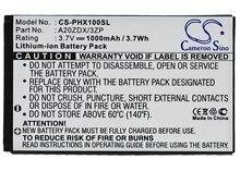 цена на Cameron Sino 1000mAh Battery For Philips Xenium T129,Xenium X100,Xenium X325,A20ZDX/3ZP