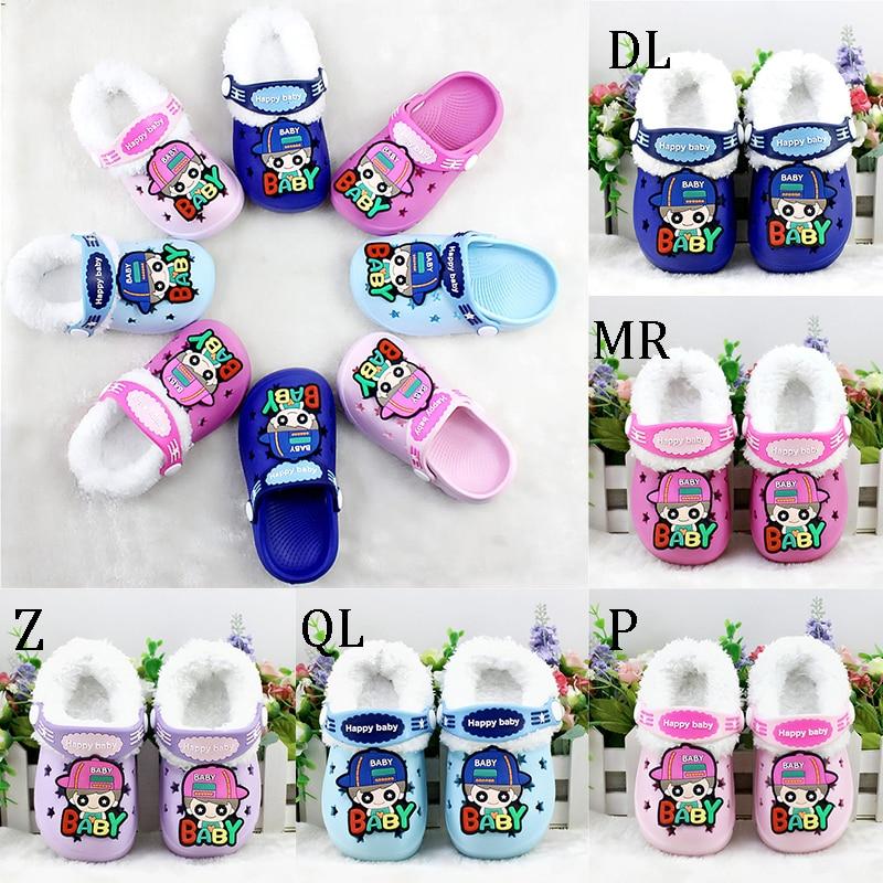 Детские сандалии; детские тапочки; сезон лето-осень; обувь для малышей; Домашние сабо с вырезами; обувь для пляжа и сада; съемная шерстяная нескользящая обувь
